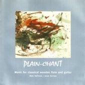 Plain-Chant by Mats Halfvares
