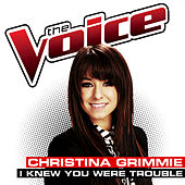 I Knew You Were Trouble by Christina Grimmie