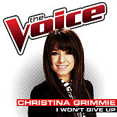 I Won't Give Up by Christina Grimmie