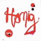 varroa by Honig