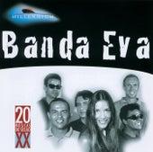 20 Grandes Sucessos De Banda Eva by Banda Eva