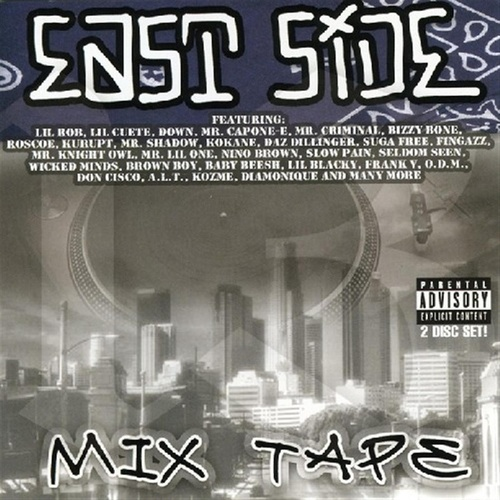 East Side Mix Tape by Various Artists