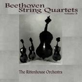 Beethoven Strings Quartets Volume Eight by Ludwig van Beethoven