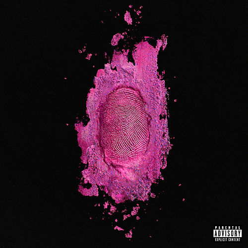 The Pinkprint von Nicki Minaj
