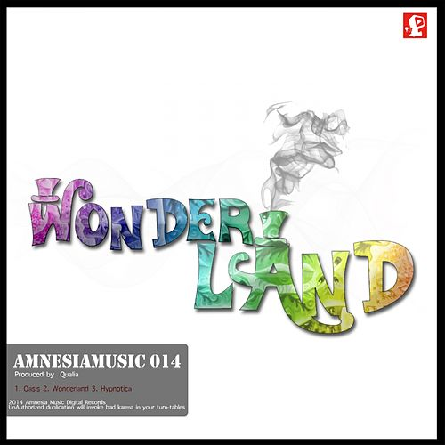 Wonderland - Single by Qualia