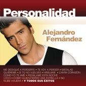 Personalidad by Alejandro Fernández