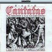 Bach: Cantatas No. 56 & 82 by Laszlo Polgar