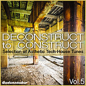 Deconstruct to Construct, Vol. 5 - Selection of Asthetic Tech-House Tunes by Various Artists