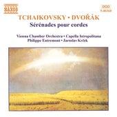 Tchaikovsky & Dvořák: Sérénades pour cordes by Various Artists