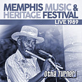 Live: 1989 Memphis Music & Heritage Festival by Otha Turner