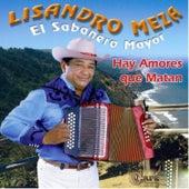 Hay Amores Que Matan by Lisandro Meza