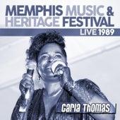 Live: 1989 Memphis Music & Heritage Festival by Carla Thomas