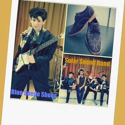 Blue Suede Shoes by Solar Sound Band