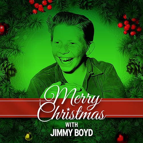 Merry Christmas with Jimmy Boyd by Jimmy Boyd