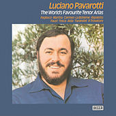 The World's Favourite Tenor Arias by Luciano Pavarotti