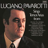 Tenor Arias from Italian Opera by Luciano Pavarotti