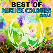 Best Of Muziek Colours 2014 - EP by Various Artists