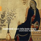 Monteverdi: Vespro della beata vergine by Rinaldo Alessandrini