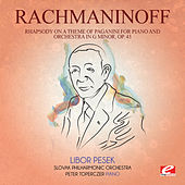 Rachmaninoff: Rhapsody on a Theme of Paganini for Piano and Orchestra in G Minor, Op. 43 (Digitally Remastered) by Libor Pesek