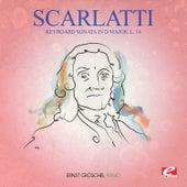Scarlatti: Keyboard Sonata in D Major, L. 14 (Digitally Remastered) by Ernst Gröschel