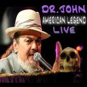 American Legend Live by Dr.John
