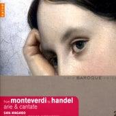 From Monteverdi to Handel (Arie, Madrigali E Cantate) by Rinaldo Alessandrini
