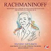 Rachmaninoff: Rhapsody on a Theme of Paganini for Piano and Orchestra in G Minor, Op. 43 (Digitally Remastered) by Yevgeny Svetlanov