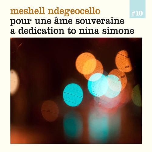 Pour Une Âme Souveraine (A Dedication to Nina Simone) by Meshell Ndegeocello