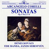 Corelli: Sonatas, Op. 5, Nos. 1-6 by Denes Kovacs