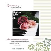 You Need to Remember - Single by Ray Watson