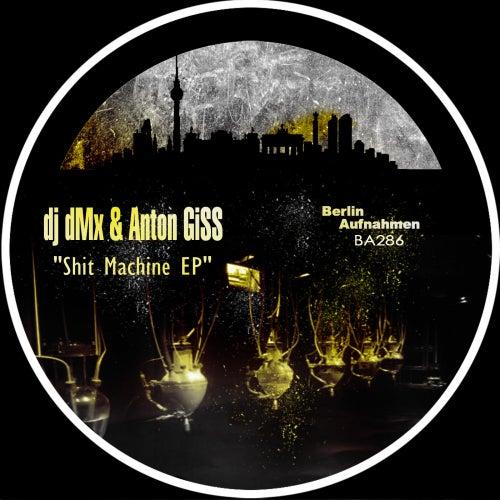 Shit Machine - Single by DJ Dmx