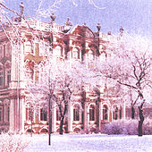 Winter Palace. Classical and Baroque Guitar Music. by Andrei Krylov