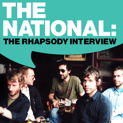 The National: The Rhapsody Interview by The National