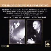 Benedetti Michelangeli & Mitropoulos at XVI Maggio Musicale Fiorentino by Benedetti Michelangeli