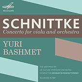 Schnittke: Concerto for Viola & Orchestra by Yuri Bashmet
