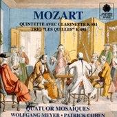 Wolfgang Amadeus Mozart: Clarinet Quintet K581, Trio