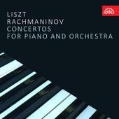 Liszt: Concerto No. 1 in E-Flat Major - Rachmaninov: Rhapsody in A Minor by Valentin Gheorghiu