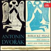 Dvořák:  Biblical Songs by Ivan Moravec