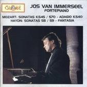 Mozart & Haydn: Piano Works by Jos van Immerseel