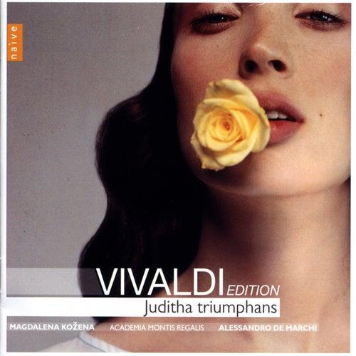 Vivaldi: Juditha Triumphans (Highlights) by Alessandro De Marchi