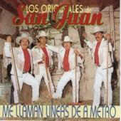 Me Llaman Lineas de a Metro by Los Originales De San Juan