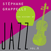 The History of Jazz Vol. 6 by Stéphane Grappelli