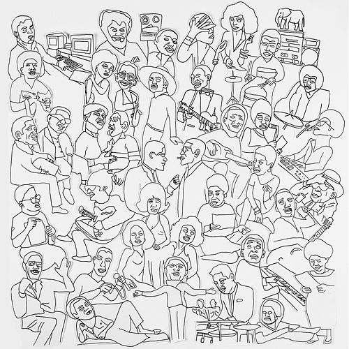 Projections by Romare