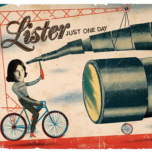 Just One Day by Jeremy Lister