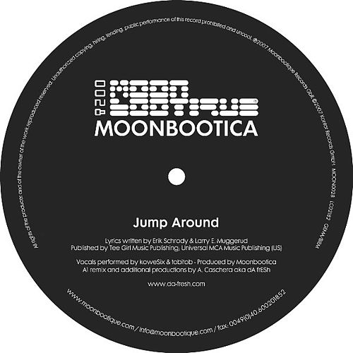 Jump Around by Moonbootica