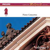 Mozart: The Piano Concertos, Vol.3 by Alfred Brendel