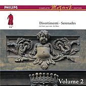 Mozart: The Wind Serenades & Divertimenti, Vol.2 by Various Artists
