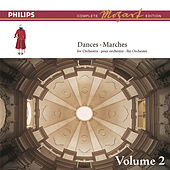 Mozart: The Dances & Marches, Vol.2 by Wolfgang Amadeus Mozart