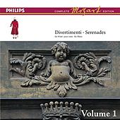 Mozart: The Wind Serenades & Divertimenti, Vol.1 by Various Artists