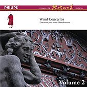 Mozart: The Wind Concertos, Vol.2 by Various Artists